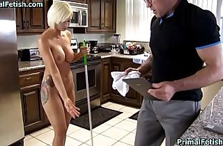 Controlling My Step Daughter