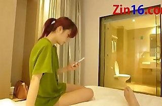 Chinese Amateur Fuck In Hotel!