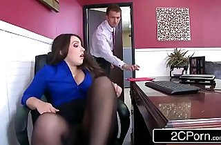 Office with Slut Lola Foxx Needs Cock In Her Ass