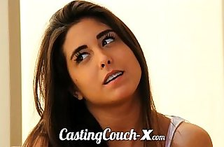 CastingCouch X Florida beach chick wants cash for sex