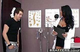 Doctor Adventures Take Up Thy Stethoscope And Fuck scene starring Jessica Jaymes and Xa