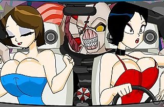 what is love Residente Evil Animation Flash