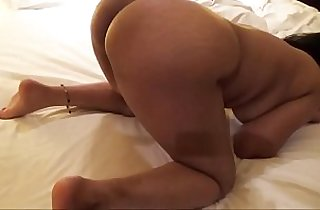 Desi Wife gives Blowjob Doggy Fuck