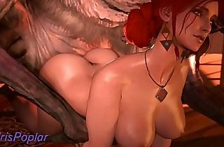 FapZone Triss Merigold The Witcher