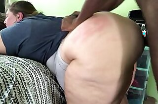 Pawg getting her pussy pounded by bbc