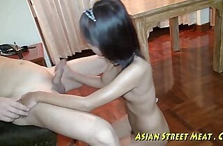 Asian Girlette Does Anal Love Money And Health