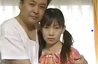 Japanese Father fuck his own daughter Sexy japanese Schoolgirl fucked in home