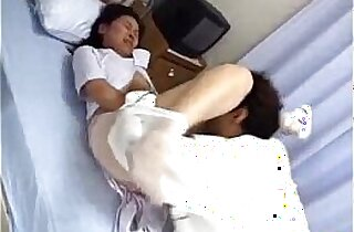 Japanese AV Model is fucked with dildo and boner in mouth and sex