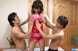 Strong pussy pleasures for horny Reina Sakai